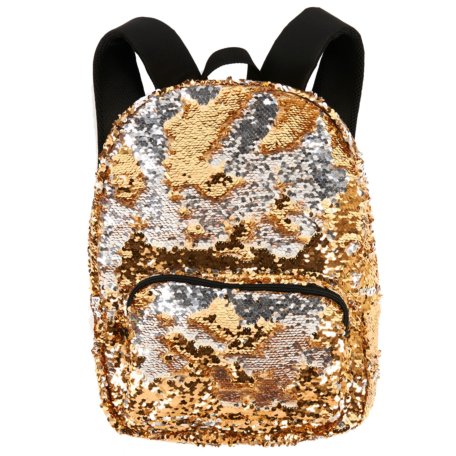 Reversible Sequin Backpack