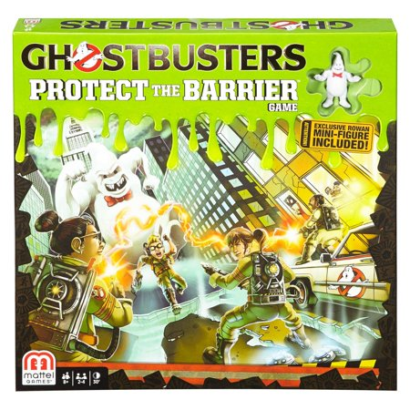 Ghostbusters Protect The Barrier Game for 2-4 Players Ages 8Y+](Games For 12 And Up)
