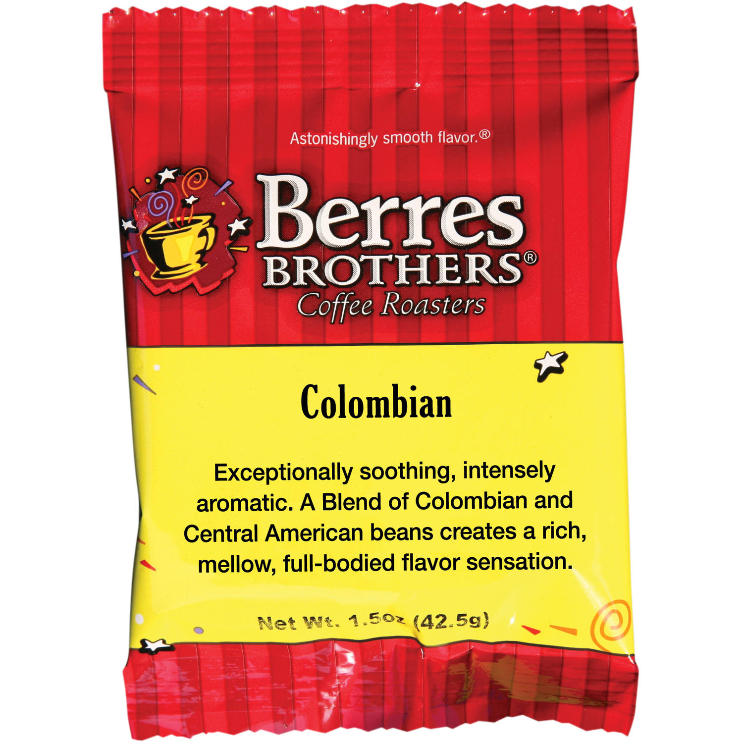 Berres Brothers Coffee Roasters Colombian Ground Coffee, 1.5 oz