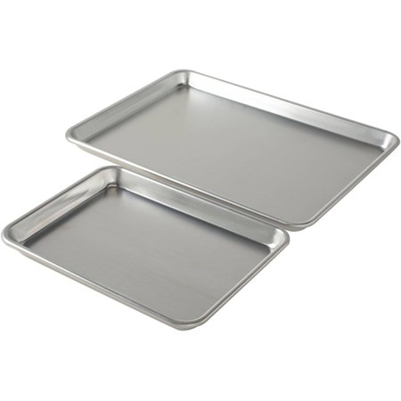 Half Sheet Pan (Nordic Ware Baker Half Sheet and Quarter Sheet Pan)