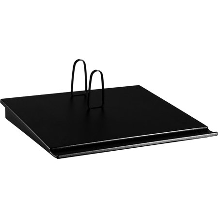 "AT-A-GLANCE Desk Calendar Base, Black, 3 1/2"" x 6"""