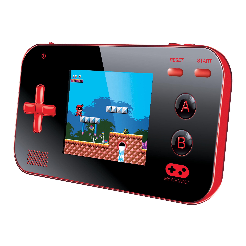 DreamGear  My Arcade Portable w/220 Games Red/Black