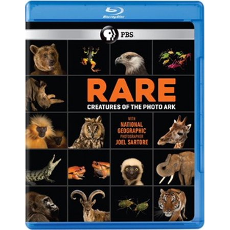 Rare: Creatures of the Photo Ark (Blu-ray)