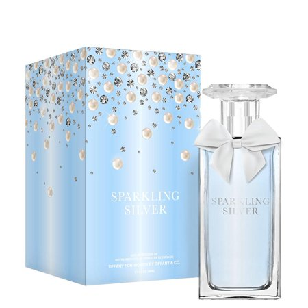 Sparkling Silver Women Preferred Fragrance inspired by TIFFANY This fragrance is crafted by master perfumers using only high quality essential oils normally found in the most expensive designer perfumes and colognes. This is the reason for its long lasting scent. Enjoy a high quality, luxury experience at about a third of the price of a traditional designer Fragrance. This perfume is recognized as being the best alternative to the original