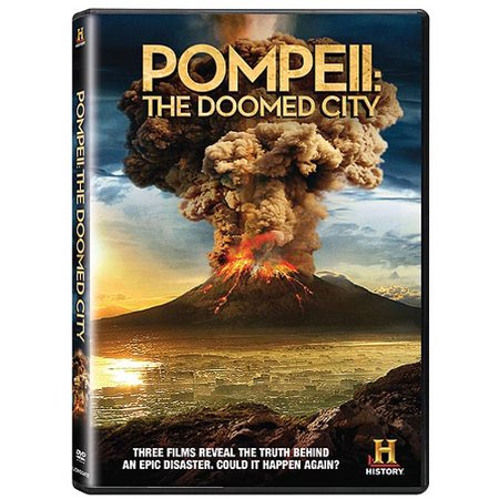 Pompeii: The Doomed City (Widescreen) (Pompeii 2017)