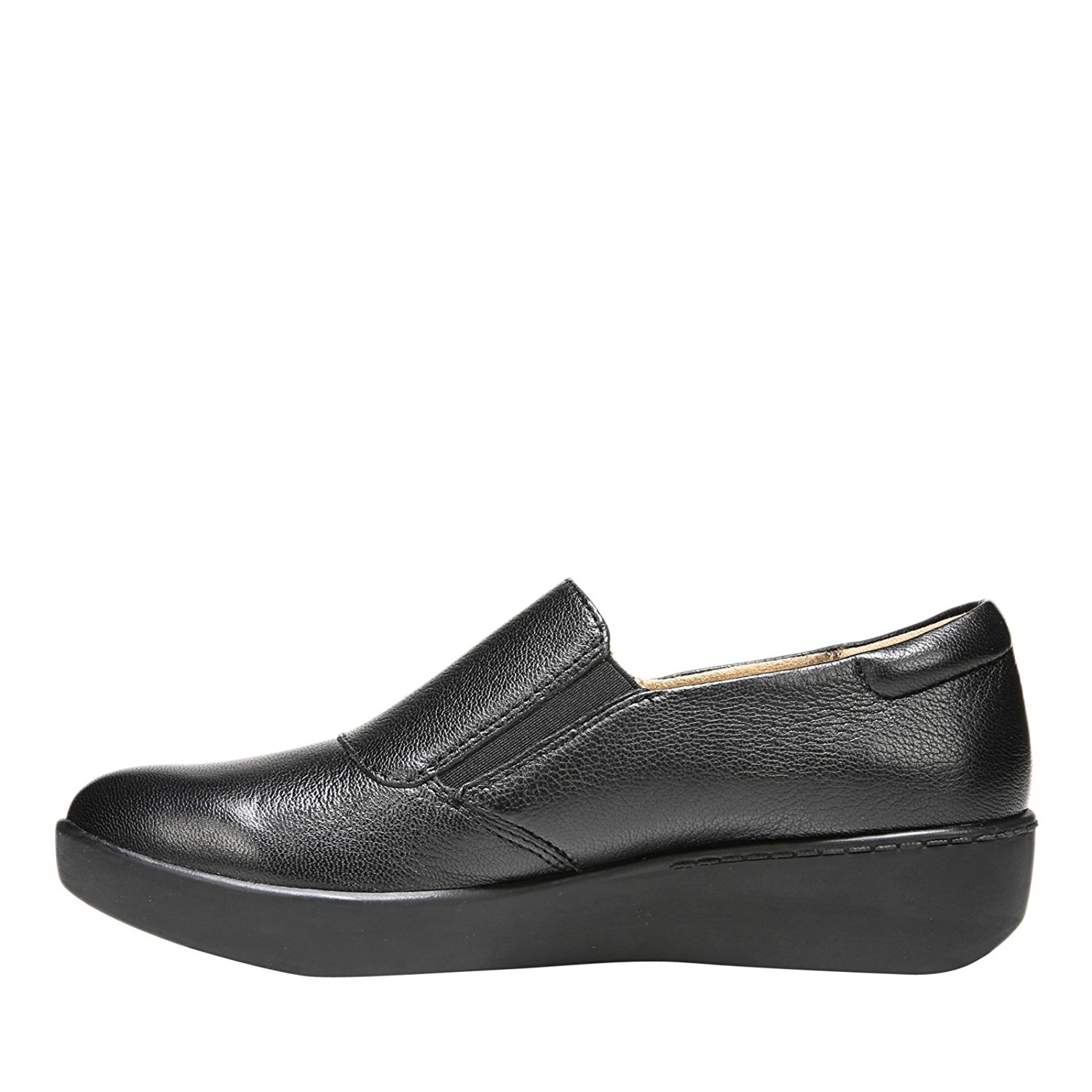 Naturalizer Womens leighla Leather Almond Toe Loafers by Naturalizer