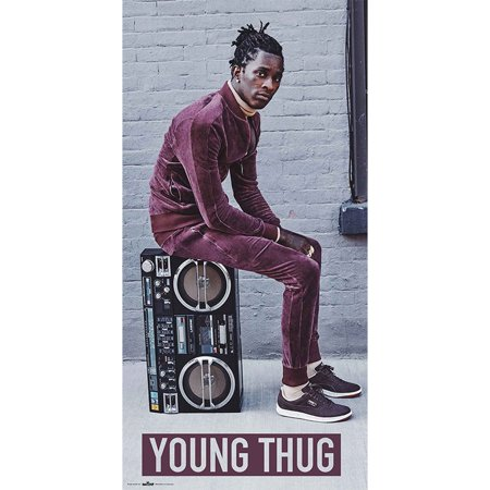 Young Thug Domestic Poster