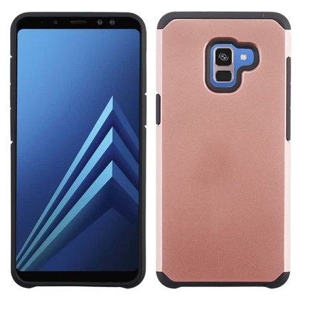 100% authentic 1df91 9e1d0 Samsung Galaxy A7 (2018) Case, by Insten Astronoot Dual Layer [Shock  Absorbing] Hybrid Hard Plastic/Soft TPU Rubber Case Cover For Samsung  Galaxy A7 ...