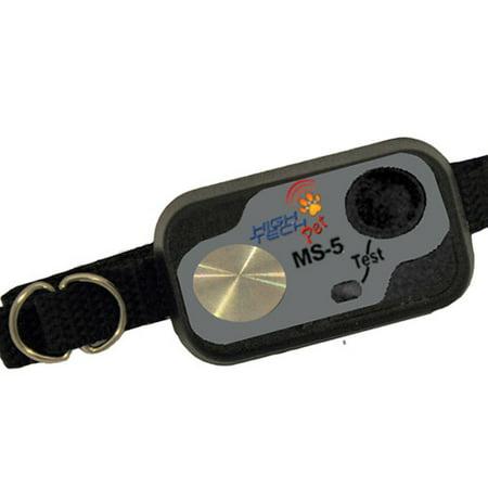 High Tech Pet Ultrasonic Collar, Waterproof