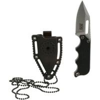 SOG® Fixed Blade Instinct Mini Knife