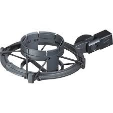Audio-Technica AT8449a Microphone Shock Mount (Black) by