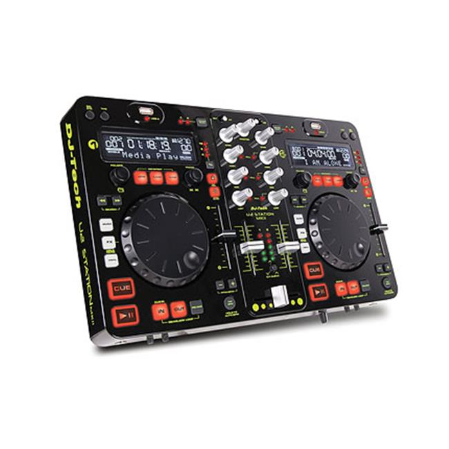 FIRST AUDIO MANUFACTURING U2STATIONMKII All-In-One Dj Solution for Usb Hard Drive