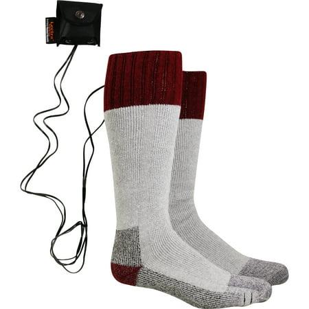Lectra Sox Wader Socks, Electric Battery Heated Socks,