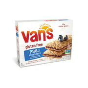 Van's Sandwich Bars PB&J - 5 CT
