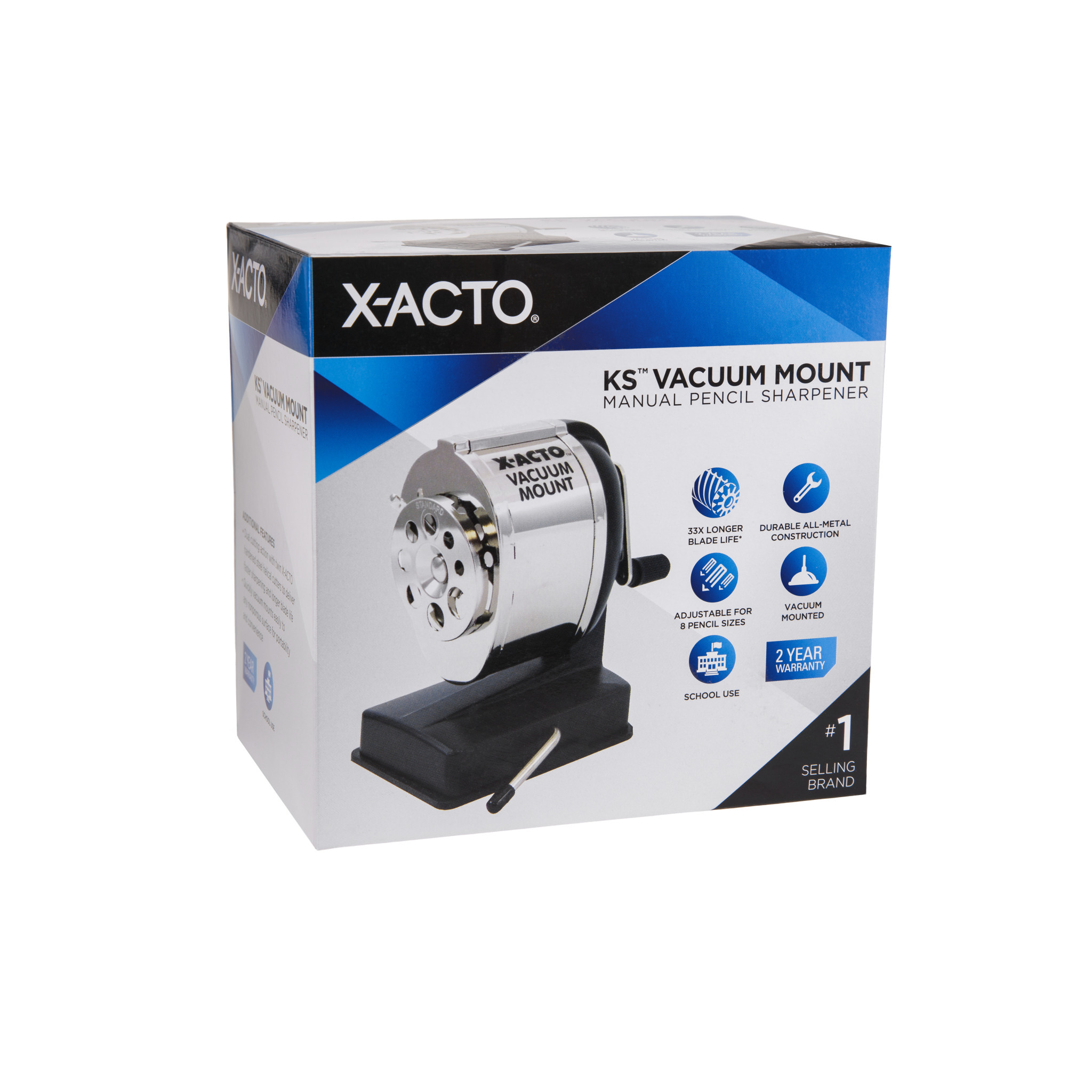 X-Acto KSV Vacuum Mount Sharpener