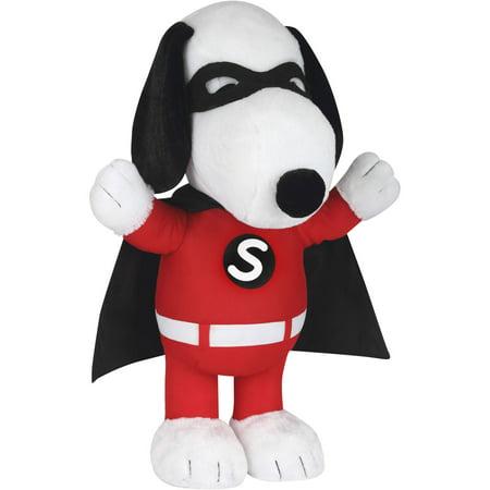 Snoopy Super Hero Halloween Greeter - Halloween Greeter