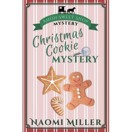 Amish Sweet Shop Mystery: Christmas Cookie Mystery (Paperback) ()