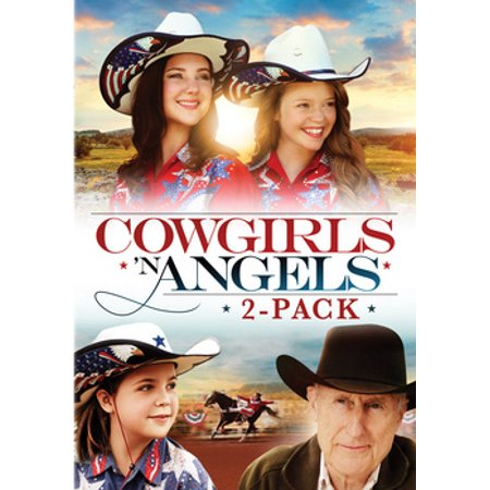 Cowgirls 'n Angels 1 & 2 (DVD)](Cowgirl And Angels)