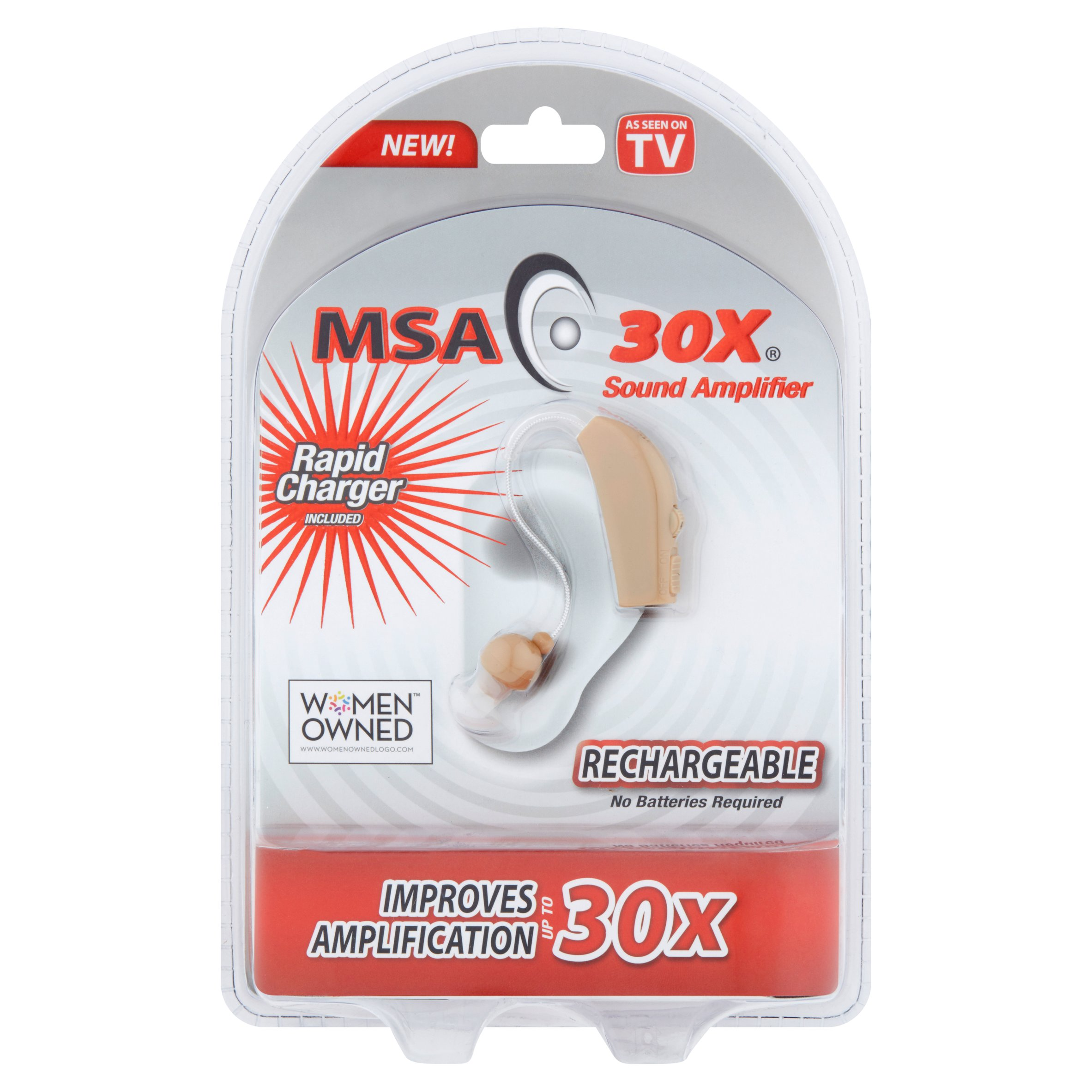 As Seen on TV MSA 30x
