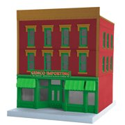 MTH 3090500 O Genco Importing 3-Story Building