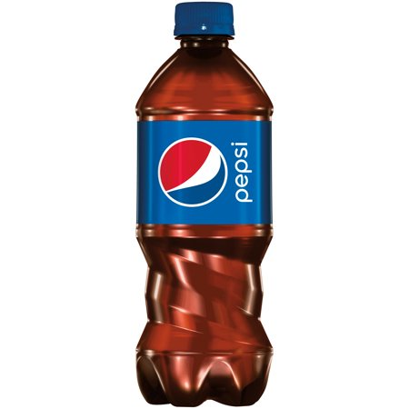 Pepsi ® 20 fl. oz. Plastic Bottle