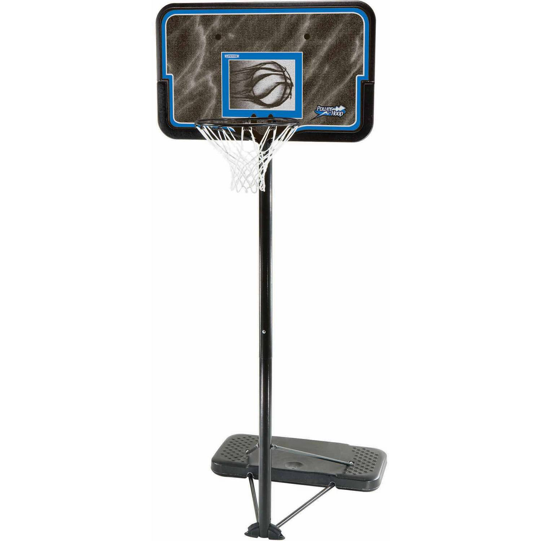 "Lifetime 1263 44"" Portable Basketball System"