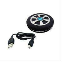 AGPtek Wheel Shape High Speed 4 Ports USB 2.0 Hub Support Windows Vista and MAC