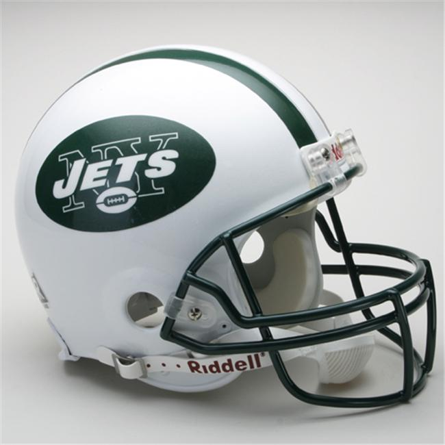Creative Sports RD-JETS-A New York Jets Riddell Full Size Authentic Proline Football Helmet