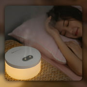 Mighty Rock Humidifiers for Bedroom, Cool Mist Humidifier,1000ml Wireless Quiet Mini Humidifiers with Night Light for Baby Office, Easy to Clean,2 Spray Modes, Waterless Auto Shut-Off