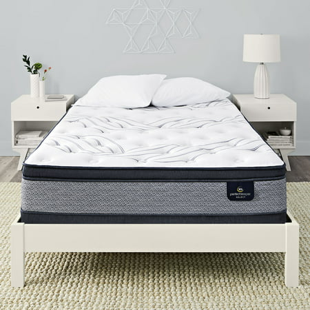 Serta Perfect Sleeper Kleinmon II Pillowtop Firm Queen Mattress