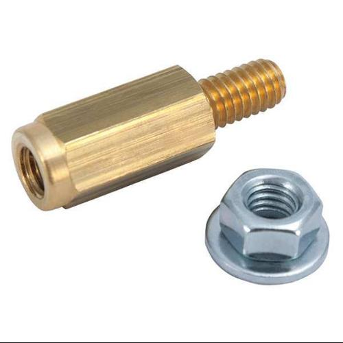 QUICK CABLE 6024 Nut, 1-31/50 In, Brass