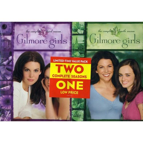 Gilmore Girls: The Complete Third And Fourth Seasons (Full Frame)