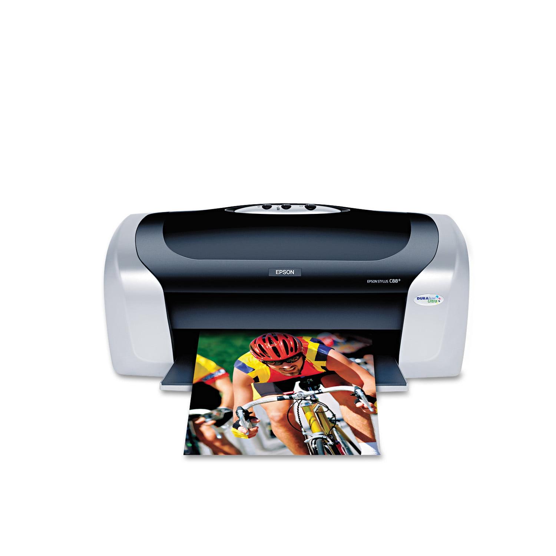 Epson Stylus C88+ Inkjet Printer by Epson