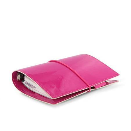 Filofax - Domino Patent - Hot Pink - Pocket (Organizer Filofax Domino)