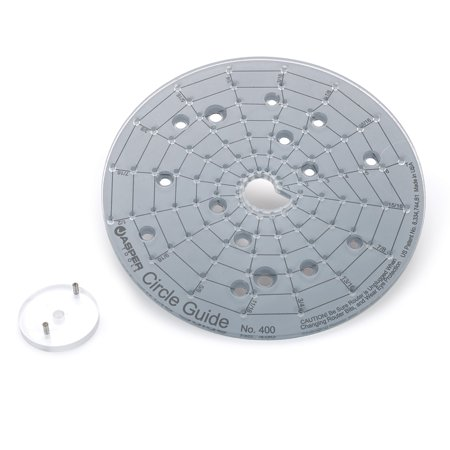 - Jasper 400J Model 400 Router Circle Cutting Jig
