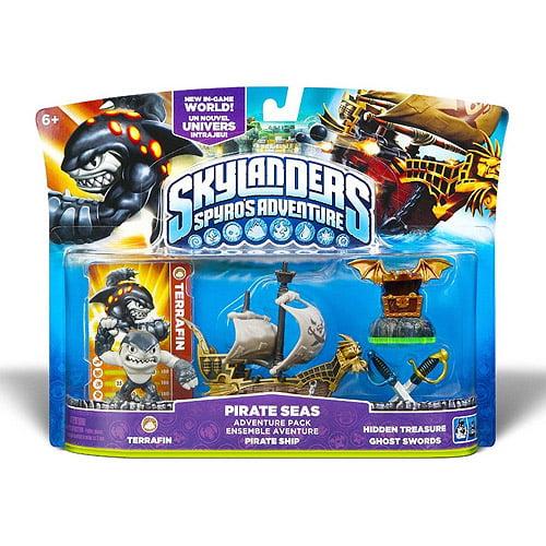 Skylanders Adventure Pack - Pirate Seas (Series 1) (Universal)