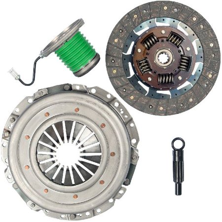 OE Replacement for 2005-2010 Ford Mustang Clutch Kit (Bullitt / GT / GT Base / GT Equipado / Shelby GT) Mustang Clutch Replacement