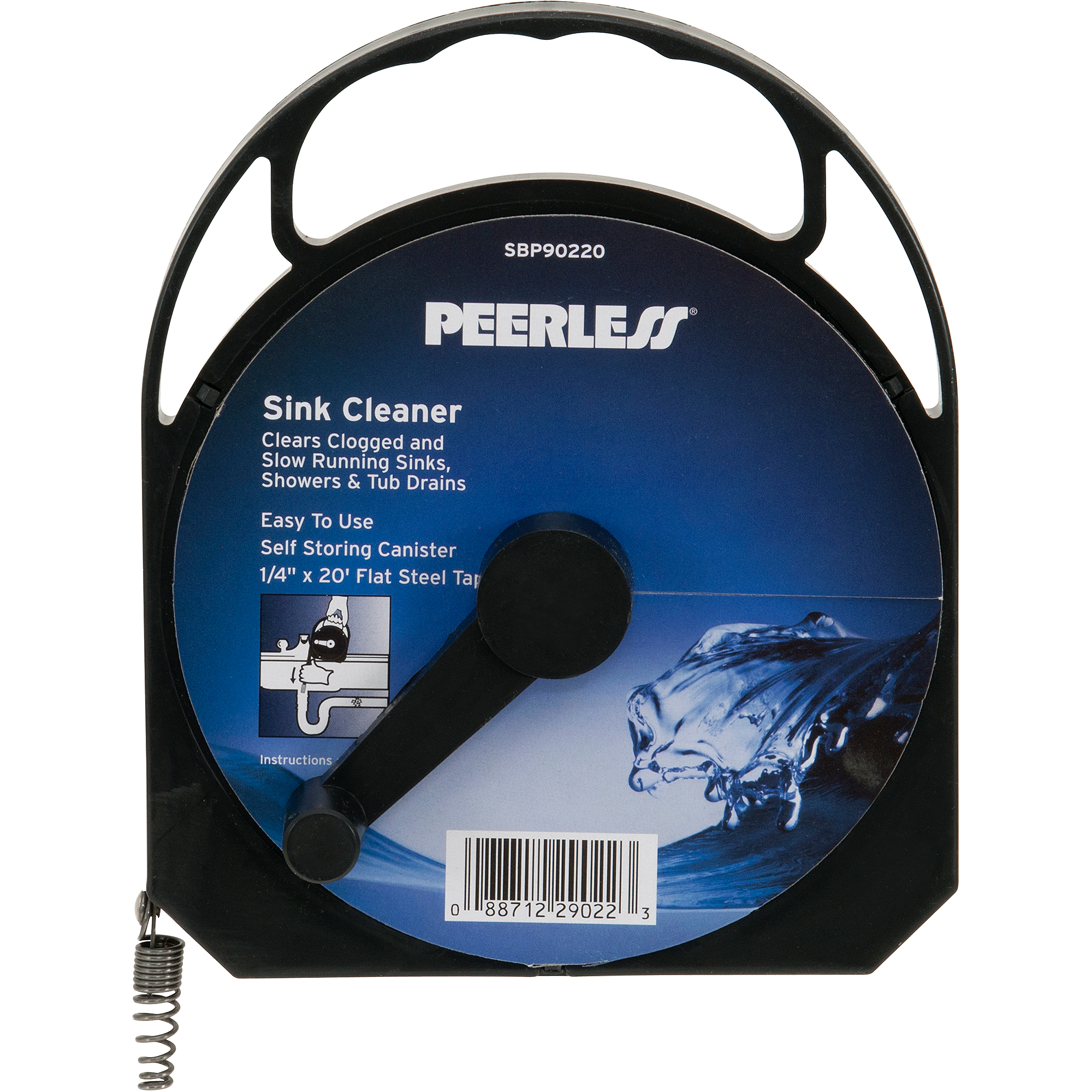 Peerless Encased Sink Cleaner
