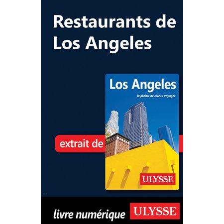 Restaurants de Los Angeles - eBook