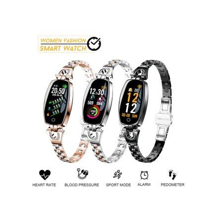 Women Fashion Waterproof bluetooth Smart Watches Bracelet Watch Christmas Gifts