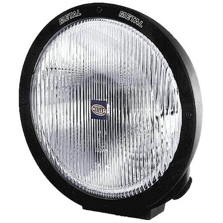 Hella Rallye 4000 series BlackEuro Beam 12V Halogen Lamp with Position Lamp - Hella Rallye 4000 Series
