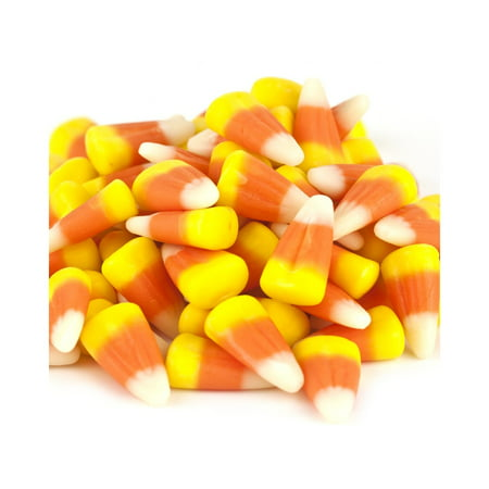 Candy Corn Fall Halloween Autumn Candy Bulk 2 Pounds](Halloween Popcorn Candy Corn Hands)