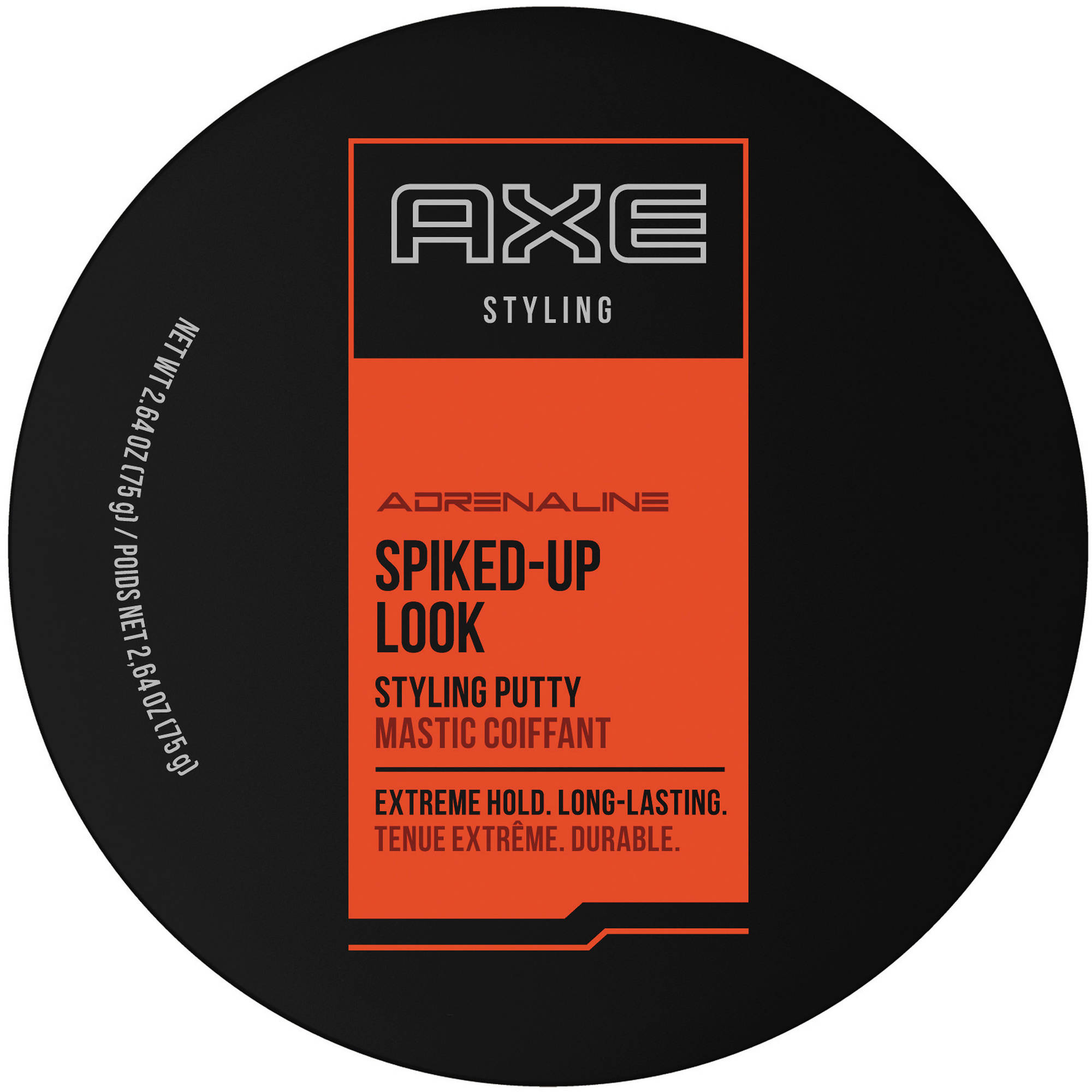 AXE Spiked Up Look Styling Putty, 2.64 oz