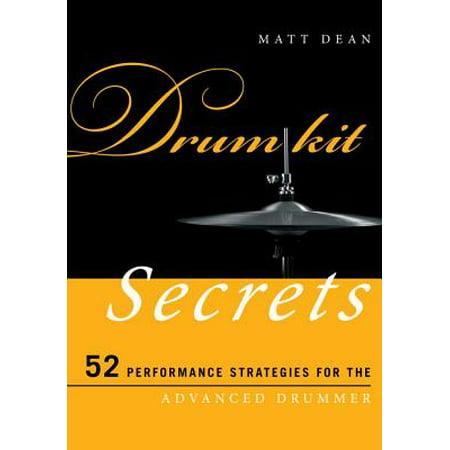 Drum Kit Secrets - eBook