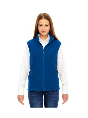 51eb1bbf4c5 Product Image North End Women s Anti-Pill Hollow Yarn Fleece Vest