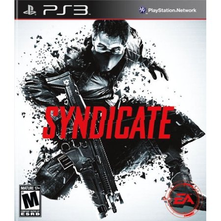 EA Syndicate - First Person Shooter - Blu-ray Disc - PlayStation 3 - Electronic Arts ps3ela19230
