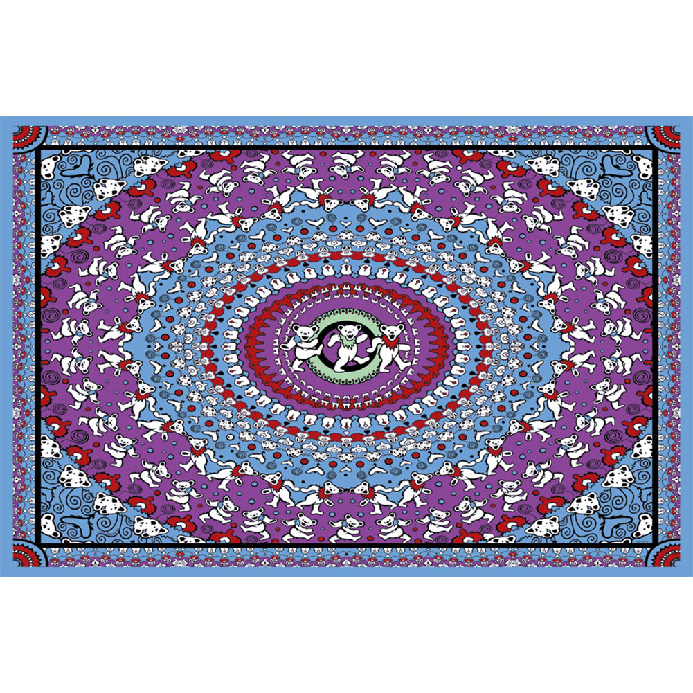 Great For Hot And Cold Items great for camping. Grateful Dead ~ Bowl Cozy