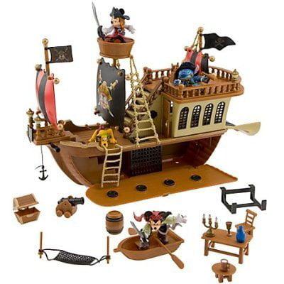 Pirates caribbean Disney of toys the
