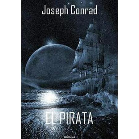 El pirata - eBook (Maquillaje Pirata Halloween)