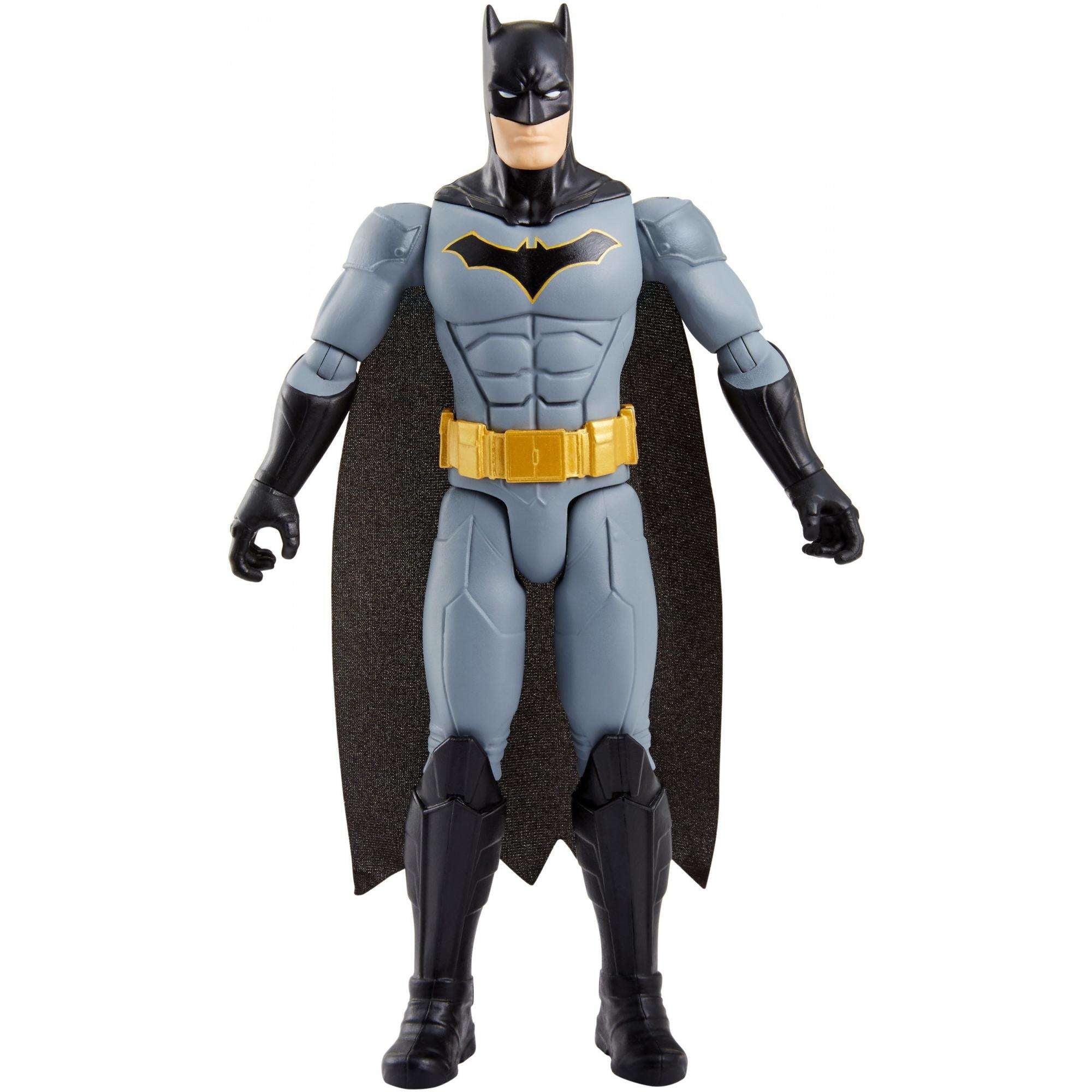 DC Comics Batman Missions 12-inch True-Moves Batman Figure